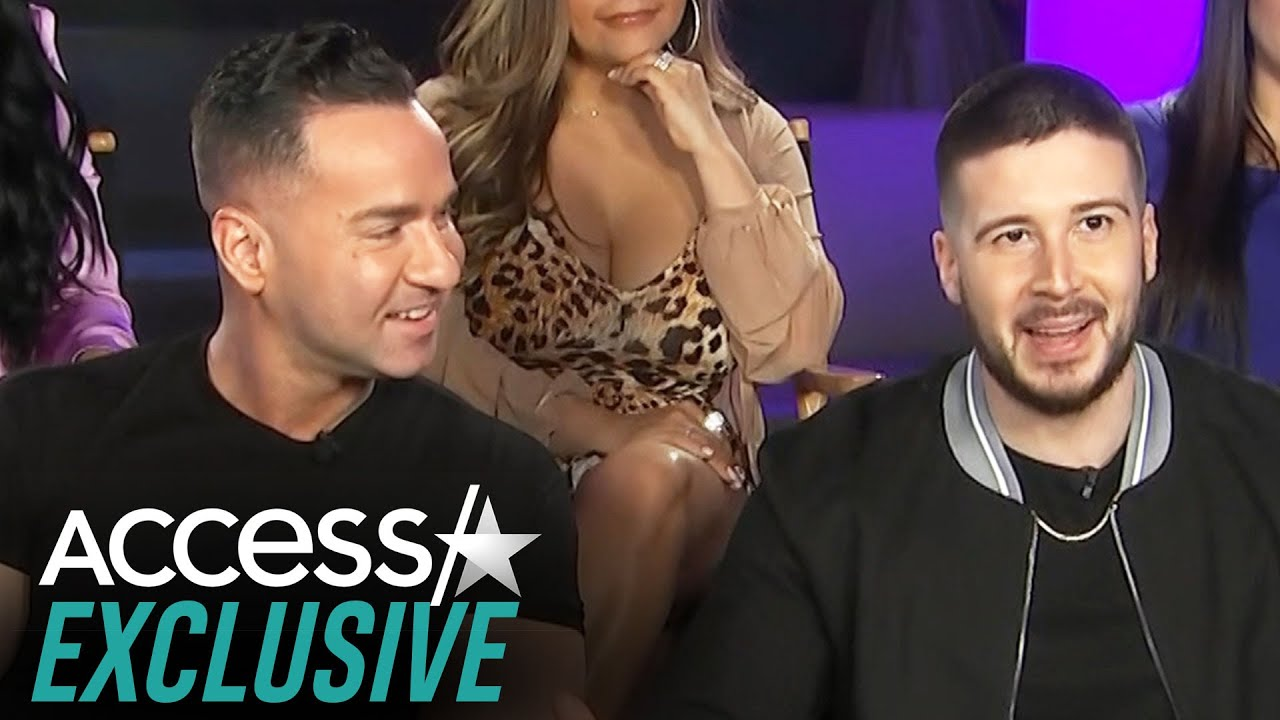 'Jersey Shore' Cast Thought Mike Sorrentino Might Be 'A Different Person' After Prison