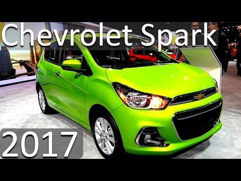 Chevrolet Spark Gt 2017 Consumo Precio Ficha Tecnica Y
