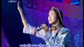 Tibetan Song Rigzin Dolma  Losar 2008