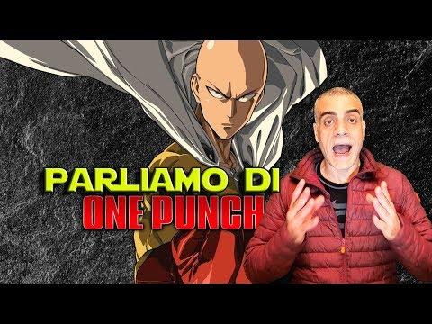 Parliamo di One Punch man,  Saitama