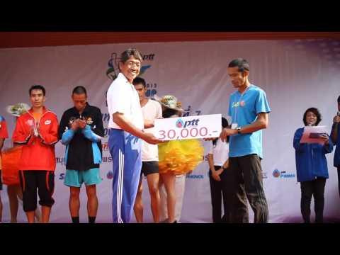 Awards PTT Group Marathon 2013