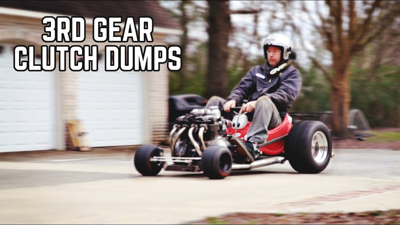 O carro de 550cc Little Tikes Wheelie? + vídeo