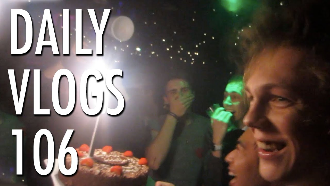 caspars bday party louis cole daily vlogs 106 youtube