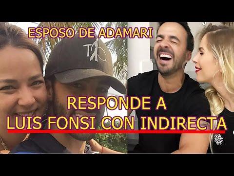 Toni costa ESPOSO de ADAMARI LOPEZ responde a LUIS FONSI con INDIRECTA