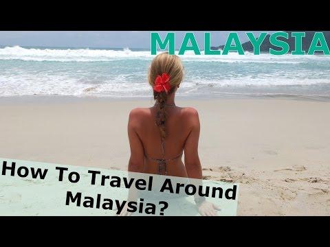 Malaysia: How to travel around Penang, Perhentian Islands, Cameron Highlands & Kuala Lumpur?