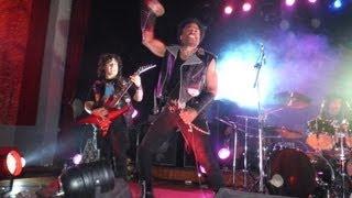 Hirax-assassins of war@live in lima peru 11-04-2012 hirax en vivo torobar assassins of war