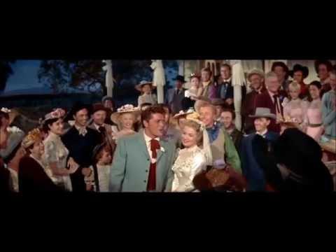 'Oklahoma' scene from Oklahoma! (1955)