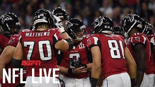 Do The Falcons Have The Best Roster In The NFL? | NFL Live | ESPN