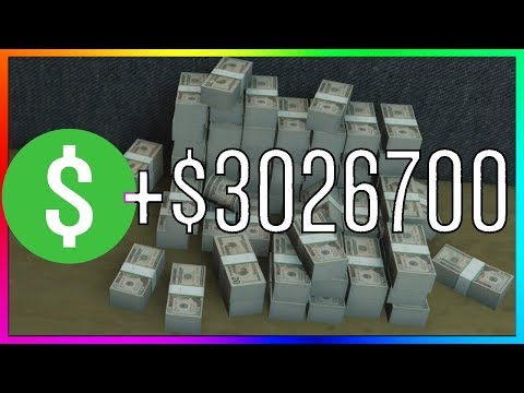 How To Make MILLIONS Easy EVERY DAY in GTA 5 Online   NEW Solo Unlimited Money & RP Guide/Method