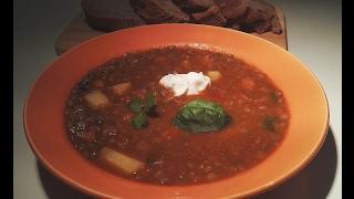 Чечевичный суп. От А до Я с Max Malkiel