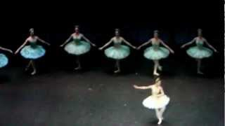 Cupidon variation (Don Quichotte) - Mathilde Froustey - Opéra Bastille 4/12/12