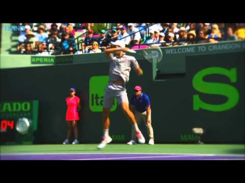 Miami 2014 Preview: Djokovic vs. Nishikori and Nadal vs. Berdych