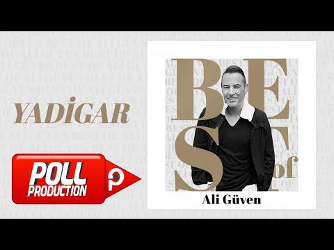 Ali Güven - Yadigar - (Official Lyric Video)
