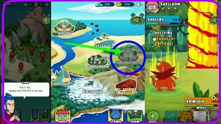 Final Battle of Dynamons World at Costa Gueta with ShellDon Unlock New Klaude Castle To Zenix screenshot 1