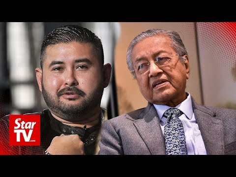 Dr M to TMJ: Only the people can change the Prime Minister