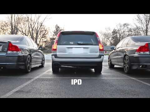 IPD vs EST vs Borla - Volvo R Exhaust Comparison