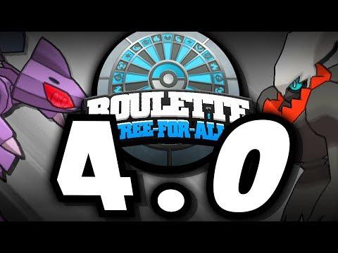 IT'S FINALLY RELEASED! (ROULETTE FFA 4.0)