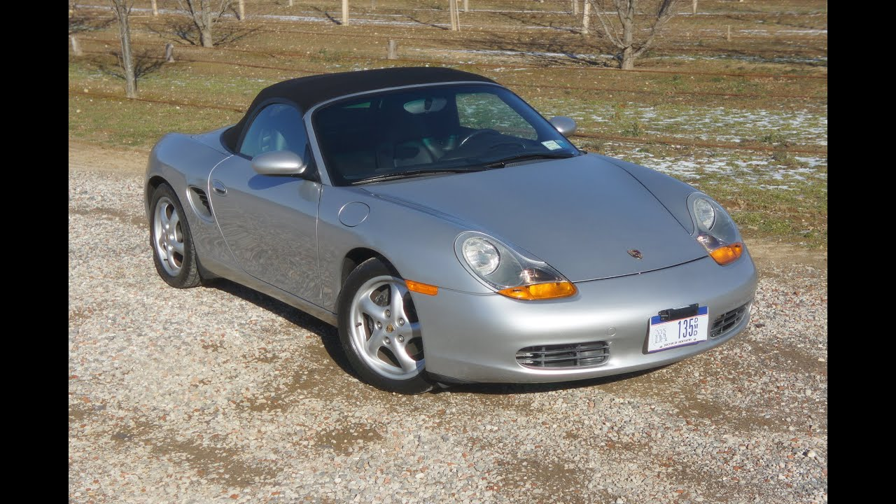 1998 porsche boxster for sale one owner dealer serviced. Black Bedroom Furniture Sets. Home Design Ideas