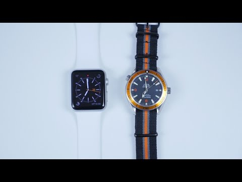 APPLE WATCH VS Regular Watch!!! (Is the Apple Watch worth Getting?)