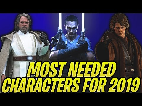 Top 15 Most Needed Characters For 2019 In Star Wars: Galaxy Of Heroes
