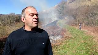 Ecobuage à Osse-en-Aspe : les explications du maire