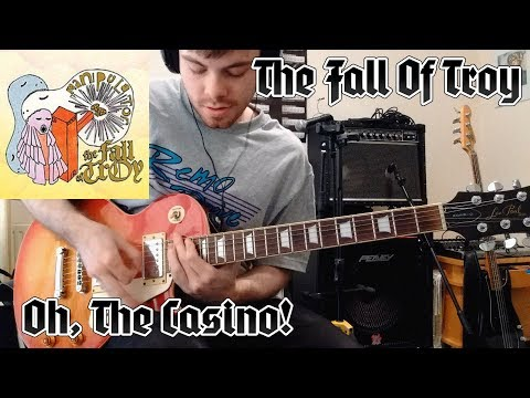 The Fall of Troy - Oh, The Casino! - Guitar Cover (with tab)
