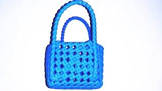 Mini square Pooja basket 'A size' intro