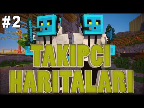 Minecraft Takipçi Haritaları - Bölüm 2