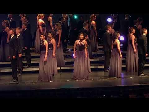 "Millard North ""Infinity"" 2017-2018 Premier Show Choir Performance"