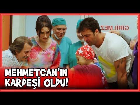 Mehmetcan'ın KIZ KARDEŞİ OLDU! - Küçük Ağa 23.Bölüm