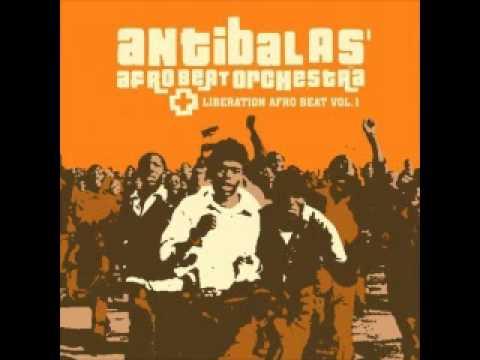 Antibalas Afrobeat Orchestra - Uprising