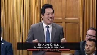MP Shaun Chen - Statement on 30th Birthday of Malvern Town Centre - Oct 27, 2017