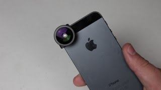 Review: Olloclip 3-in-1 Lens for iPhone 5(Buy the OlloClip - http://olloclip.com Olloclip on Amazon - http://amzn.to/YsbvRx Check out the site - http://tysiphonehelp.com Follow me: Twitter ..., 2012-11-29T18:01:21.000Z)