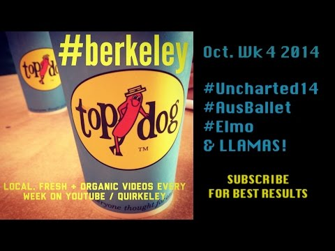 #Berkeley: October Wk4 2014