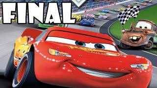 Cars: The Video Game - Walkthrough - Final Part 5 - Final Chapter 5 | Ending (PC HD) [1080p60FPS]