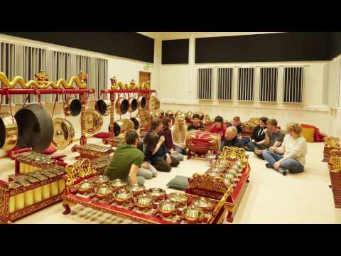 Irish World Academy Gamelan