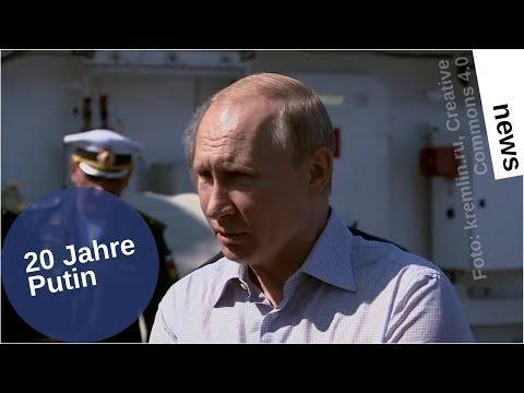 20 Jahre Putin