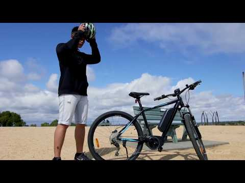 XDS E-Rupt Electric Bike