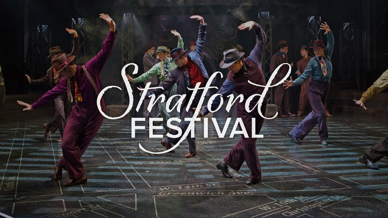Crapshooters' Ballet - Guys and Dolls | Stratford Festival 2017