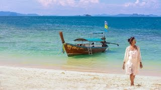 Krabi, Thailand 2016 | Must-See Attractions | GoPro HD