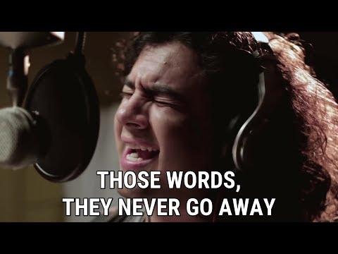 [KARAOKE  - BEAT - LYRICS] What are words -  Chris Medina