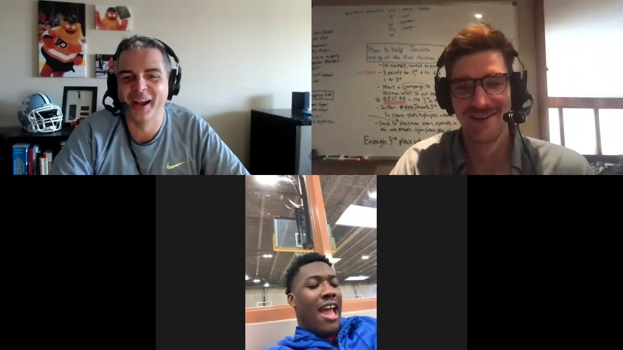 Video: The Scoop Podcast - Keeshawn Silver Interview & Football Recruiting Updates