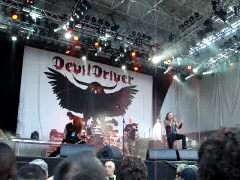 DEVILDRIVER - I dreamed I died