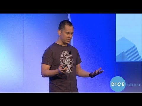 ustwo's Ken Wong - Games Without Gamers (#DICE2014 Europe)