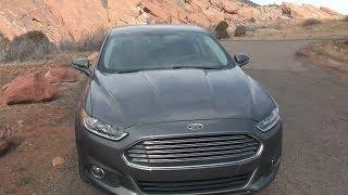 Ford Fusion Energi 2014 Videos