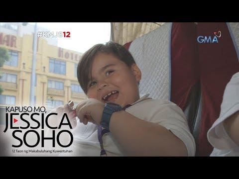 Kapuso Mo, Jessica Soho: Ang buhay ni Bae-by Baste sa labas ng 'Eat Bulaga!'