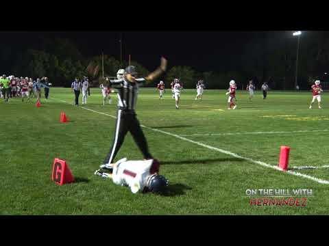 On the Hill with Hernandez - Sprint Football vs. the University of Pennsylvania