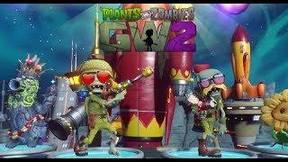 BREVE PERO DIRECTO - Plants vs Zombies Garden Warfare 2