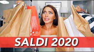 SALDI 2020 💸