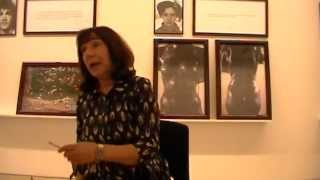 Entrevista a Sophie Calle: Historias de Pared.